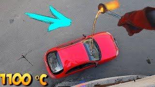 MOLTEN COPPER VS MY CAR