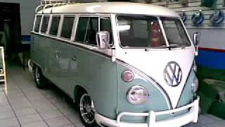 vw bus air ride
