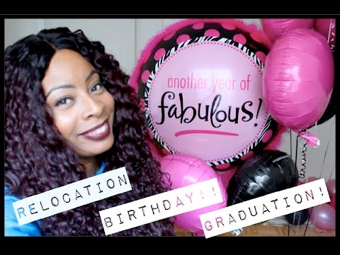 Let's Chat | BIRTHDAY, COLLEGE GRADUATION, RELOCATION, CHANNEL UPDATES & More!!