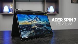 Három, a kettő az egyben?! | Acer Spin 7 bemutató