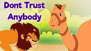 Do not Trust Anybody - Panchatantra In English - Cartoon / Animated Stories For Kids
