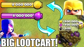 WHAT HAPPEN IF YOU OPEN COC AFTER 3 MONTH | BIG LOOTCART