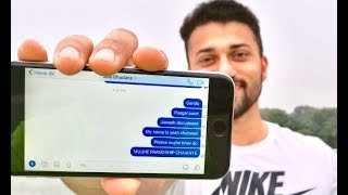 How to talk to girls on Facebook in Hindi - JAB LADKI REPLY NA KARE