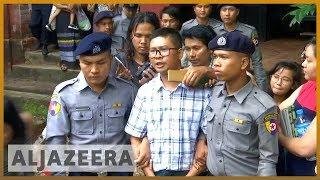 🇲🇲 Journalist tried for reporting on Rohingya deaths testifies| Al Jazeera English