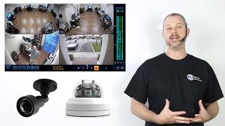 HD Security Cameras 1080p DVR Video Recording