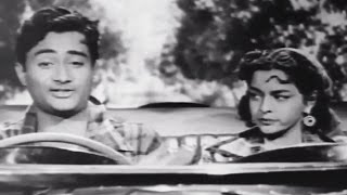 Nalini Jaywant Fights with Dev Anand | Munimji(1955) | Movie Scene 6/21