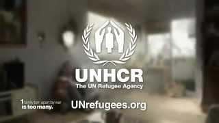 UNHCR: Khaled Hosseini - No one chooses to be a refugee