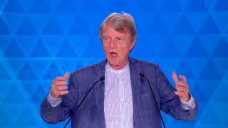 Bernard Kouchner au grand rassemblement pour la Résistance iranienne à Villepinte 30 juin 2018