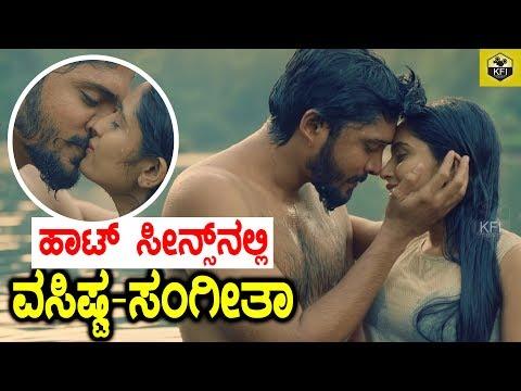 Xxx Mp4 Vasishta Simha Amp Sangeetha Bhat Romancing Video Dayavittu Gamanisi Kannada Movie 3gp Sex