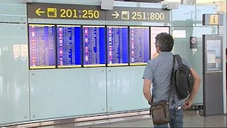 Delays and cancellations expected as Italy air workers strike