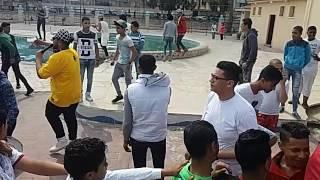 يوسف كابو وصالح فوكس واحمد اكس ومحمد شقاوه فى حفلة دمنهور