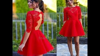 Fashion Dresses 2016/ Debli paltarlar 2016