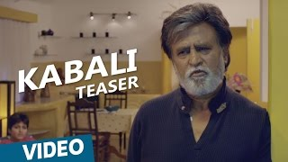 Kabali Tamil Movie Emotional Teaser | Rajinikanth, Radhika Apte | Pa Ranjith | Santhosh Narayanan
