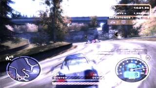 Let's Play Need For Speed: Most Wanted - B3. The Rap Sheet