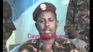 caynaba news Taliga Ciidanka Qaranka Badhan
