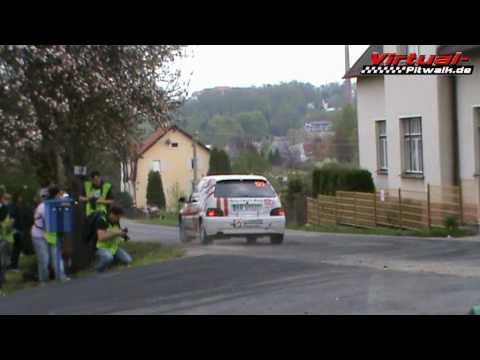 Thermica Rallye Lužické Hory 2010