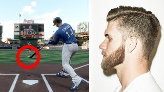 If I Lose I Have To Get The Bryce Harper Haircut! MLB The Show 17 Challenge