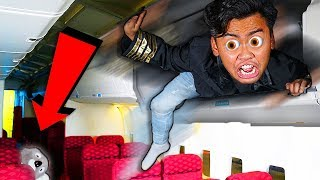 10 Things Not To Do In an Airplane...