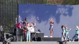 Get Lucky -  Pharrel Williams live @ British Summer Time Hyde Park