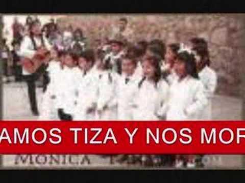 canción LA VACA ESTUDIOSA