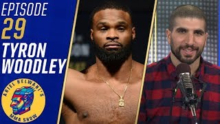 Tyron Woodley would rather fight Colby Covington, but is ready for Usman | Ariel Helwani