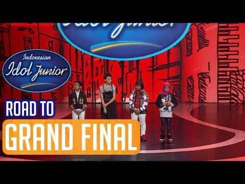 Xxx Mp4 RESULT ROAD TO GRAND FINAL Indonesian Idol Junior 2018 3gp Sex