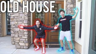 VISITING THE OLD 2K (2HYPE) HOUSE...