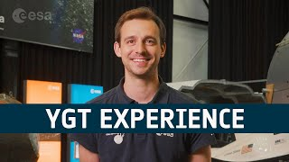 YGT experience as System Engineer in the Clean Space Office