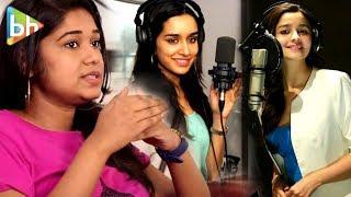 Antara Mitra, Dev Negi & Amit Mishra OPEN UP On Celebrities Singing   Shraddha Kapoor   Alia Bhatt