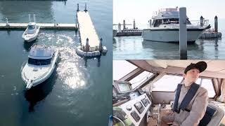Robotic Boat and Auto-docking technology