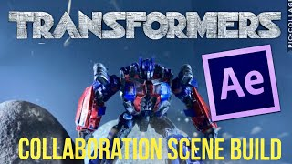 Optimus Prime Scene build - Allspark2013 / Driftshotz22 collaboration video