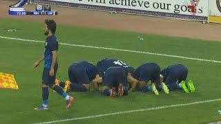 أهداف مباراة الميناء 1-1 القوة الجوية | الدوري العراقي الممتاز 2016/17