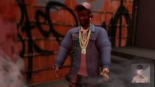 Pu$$Y PRint Gucci Mane IMVU Music Video Cover