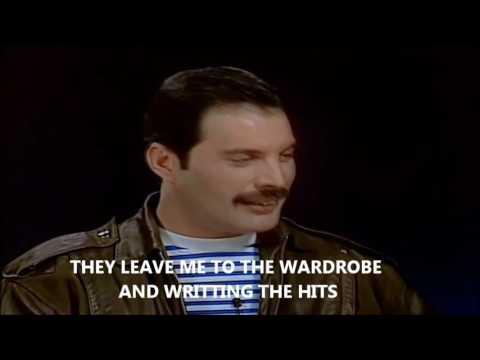 Freddie Mercury funny moments part 1