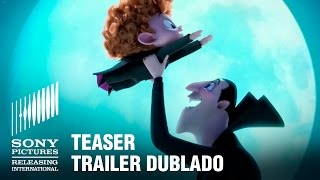 Hotel Transilvânia 2 | teaser trailer dublado | 24 de setembro nos cinemas