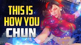 SFV S2 ▰ #1 Akuma Vs The #1 Chunli - At The Highest Level