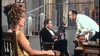 فيلم اضواء المدينة   عادل امام    شادية   Adel Emam