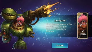 Art of Conquest Hero Spotlight - Jacques - The one man army
