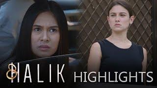 Jacky is surprised to see Aliyah alive   Halik