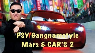 Cars 2 GANGNAMSTYLE Mater