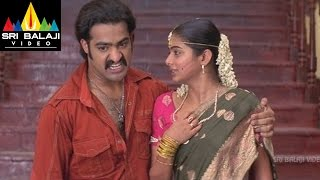 Yamadonga Movie Jr.NTR & Priyamani Scene | Jr NTR, Priyamani, Mamta Mohandas | Sri Balaji Video