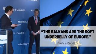Pt. 1 A Coming Storm? Shaping a Balkan Future in an Era of Uncertainty