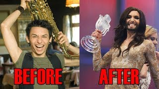 Eurovision Singers - Then Vs Now