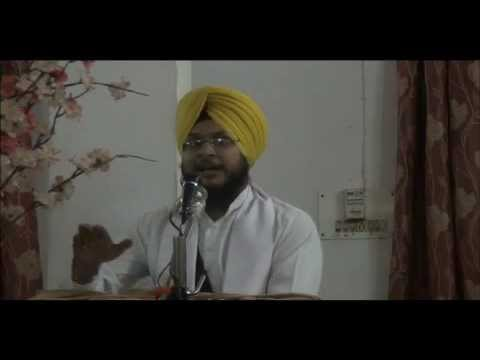 Reply To Dr. Zakir naik and so-called (akhoti) sikh person in this video by Bhai Baljeet Singh Delhi
