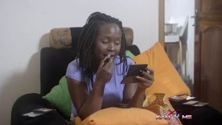 Love really Hurts! Kansiime Anne. African Comedy.
