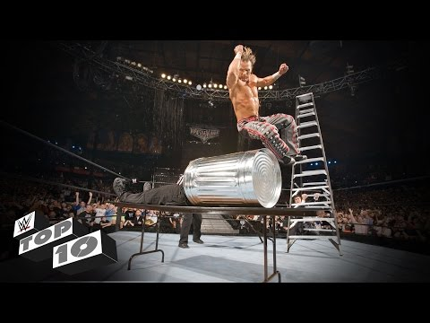 Xxx Mp4 Most Extreme WrestleMania Moments WWE Top 10 3gp Sex