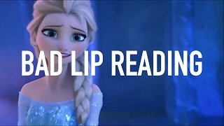 Frozen Bad Lip Reading