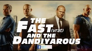 Posteries Trailer - The Fast and the Dandiyarous
