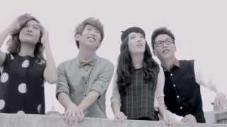 ::首播:: 四個朋友 - 笑青春 (2015最新單曲官方HD版MV)