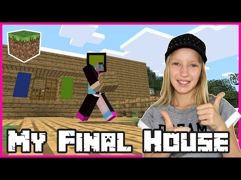 My Final House I Think Minecraft